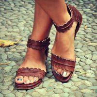 مدل کفش و صندل دخترانه