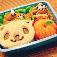 مدل های تزیین غذای کودک