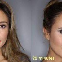 آموزش تصویری آرایش کردن مخصوص میهمانی