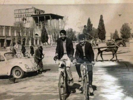 عکسهای قدیمی خاطره انگیز و کمیاب از شهر اصفهان
