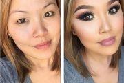 کلیپ قبل و بعد آرایش دختران (معجزه)