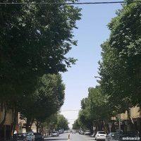 فیلم و عکس های دیدنی از شهر شاهین شهر در استان اصفهان