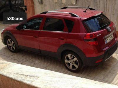 عکسهای اچ سی کراس (h30cross) خودروی جدید ایران خودرو و دانگ فنگ